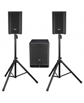 POWER ACOUSTICS - PACS 800