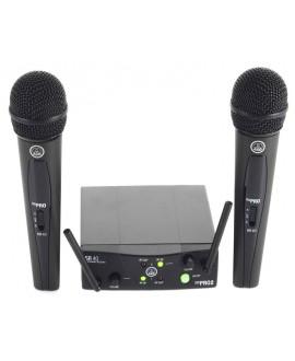 AKG WMS 40 Mini Dual Vocal