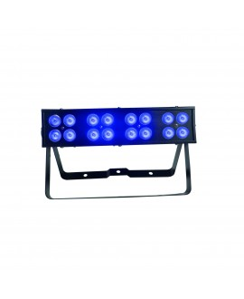 POWER LIGHTING UV BAR LED 16x3W