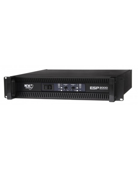 KV2 Audio ESP2000 2x300 W RMS (LOCATION)