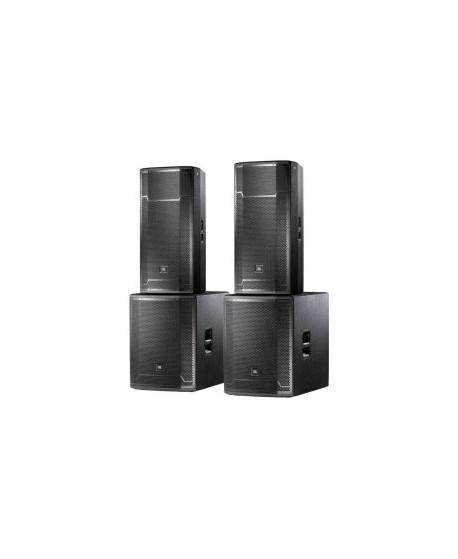 Pack JBL 3000 W (LOCATION)