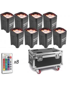 Pack de 8 x BBP96 (LOCATION)