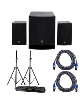 LD SYSTEMS DAVE 18 G3 PACK